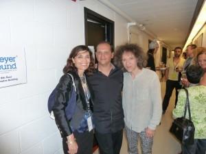 Chez Mana with Anouar Brahem and Jean-Louis Matinier