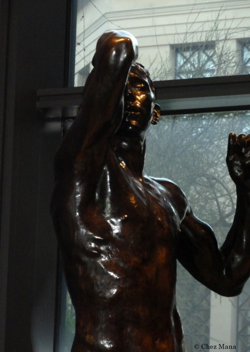 Auguste Rodin; The Age of the Bronze