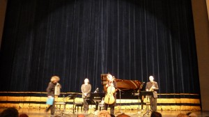 Tarkovsky Quartet at Vahdat Hall