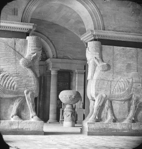 Lamassu, William Henry Goodyear, via Wikimedia Commons