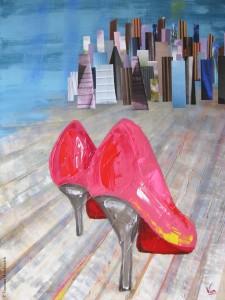 Chaussures et Ville